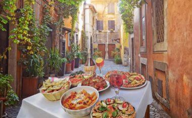 Ç'bëjnë italianët pasi hanë darkë për të qëndruar në formë?