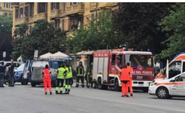 """EURO 2020/ Panik para Itali – Zvicër, alarm për bombë pranë stadiumit """"Olimpico"""""""
