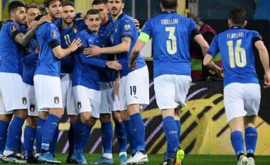 Formacioni i mundshëm i Italisë ndaj Turqisë në ndeshjen hapëse të Euro 2020