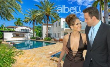 18 milionë dollarë, brenda rezidencës përrallore ku u ribashkuan J.Lo dhe Ben Affleck (FOTO LAJM)