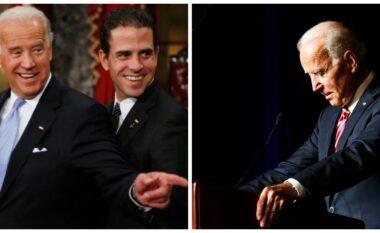 """Si pagoi Joe Biden aksidentalisht shumën marramendëse për """"netët e nxehta"""" të djalit me prostitutën ruse"""