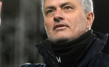 """""""Ka ndezur zjarrin brenda meje"""", Mourinho flet për aventurën e re te Roma"""