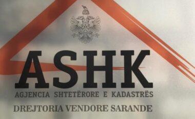 Sekuestrohen 9 dosje të dyshimta, detaje nga kontrolli në Kadastrën e Sarandës