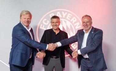 ZYRTARE/ Rummenige largohet nga Bayerni pas 19 vitesh, në vendin e tij  Oliver Kahn