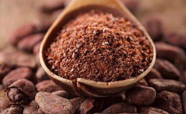 Pse duhet të përfshini kakao në dietën tuaj