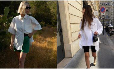 3 ide si të kombinoni këmishën e bardhë në verë (FOTO LAJM)