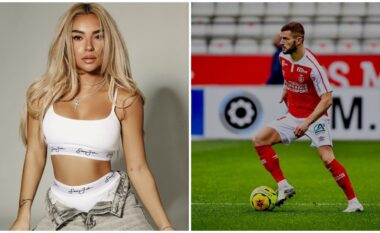 """""""Do ta çoj në shtëpi"""", detaji që ngre dyshime për Kidën dhe futbollistin shqiptar (FOTO LAJM)"""