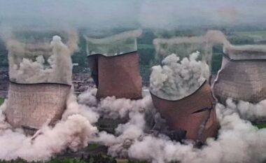 Mjaftuan 5 sekonda, shemben kullat 117 metra të larta (VIDEO)