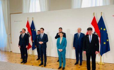 Kurti në Vjenë kërkon sërish që Kosova dhe Serbia të zotohen se nuk do ta sulmojnë njëra-tjetrën