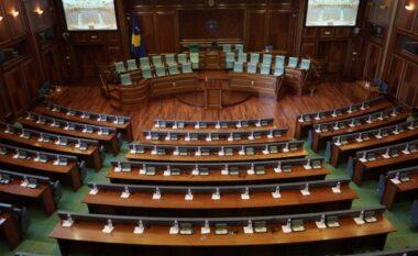 """""""Falja e gjobave ndaj biznesve që u prekën nga Covid-19"""", Kuvendi mban sot seancë plenare"""