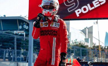 """F1/ I mrekullueshëm Leclerc, nesër e nis nga """"pole position"""""""