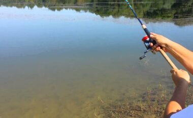 Peshkonte me lëndë plasëse në lumin Drin, plagoset 44 vjeçari në Dibër
