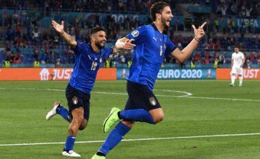 """EURO 2020/ Mbyllen 45 minutat e para mes Italisë dhe Zvicrës, """"axurrët"""" në avantazh (VIDEO)"""
