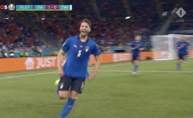 EURO 2020/ Italia zhbllokon rezultatin ndaj Zvicrës (VIDEO)