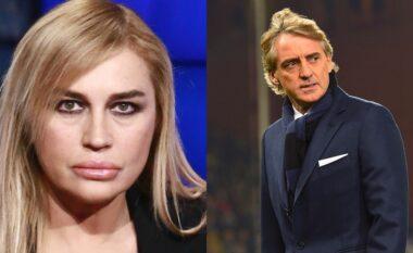 """Modelja italiane plas """"bombën"""": Kalova natë romantike me Mancini, zgjodha mes tij dhe Viallit (FOTO LAJM)"""