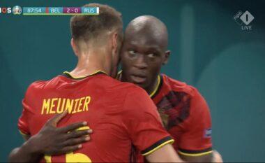 EURO 2020/ Belgjika shënon edhe golin e tretë ndaj Rusisë (VIDEO)