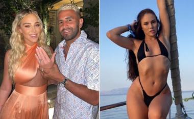 Po festonin fejesën në Greqi: E fejuara e re e yllit të Man City përfshihet në një përleshje me modelen e Instagramit (FOTO+VIDEO)