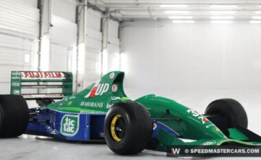 Del në shitje makina e parë e legjendës Schumacher, ky është çmimi