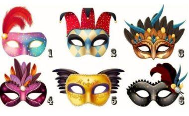 Test psikologjik: Maska që zgjidhni do të tregojë një anë të fshehtë të personalitetit tuaj