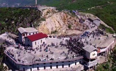 Pelegrinazhi në Kishën e Laçit, policia njofton masat që duhen ndjekur