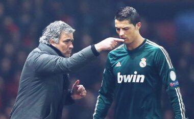 Mourinho shpjegon momentin kur e evoluoi Ronaldon në një numër nëntë të shkëlqyer, pjesa tjetër flet vetëm për rekorde (VIDEO)