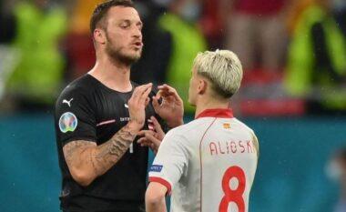 ZYRTARE/ Ofendoi lojtarin shqiptar, ja sa ndeshje e pezulloi UEFA Arnautovic
