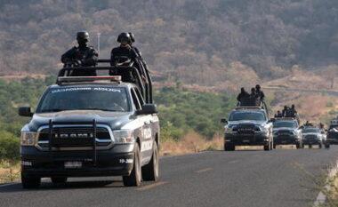 Përplasje mes trafikantëve të drogës në Meksikë, 18 të vdekur