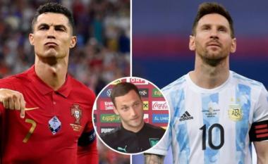 Messi apo Ronaldo? Arnautoviç befason me përgjigjen