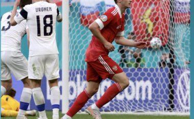 EURO 2020/ Shënoi golin e fitores ndaj Finlandës, Miranchuk në histori