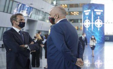 Rama takohet me Mitsotakis para Samitit të NATO-s: Dakord për shpejtimin e negociatave!