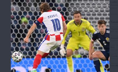 Goli përballë Skocisë, Modric arrin një rekord me Kroacinë (VIDEO)