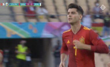 EURO 2020/ Spanja zhbllokon rezultatin ndaj Polonisë (VIDEO)