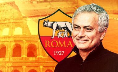Mourinho bën goditjen e bujshme në sulm, gati firma me bomberin italian (FOTO LAJM)