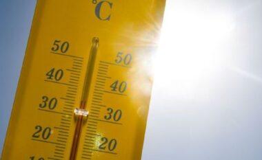 Temperaturat mbi 40 gradë, si do të jetë moti sot