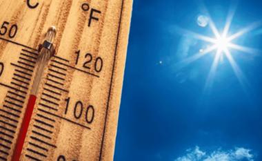 Temperaturat mbeten të larta, sa gradë pritet të shënojë termometri sot