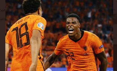 EURO 2020/ Holandë – Austri,  Dumfries shpallet lojtari i ndeshjes (FOTO LAJM)