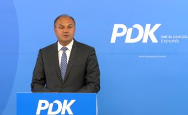 Hoxhaj dhe Kryesia e PDK-së japin dorëheqje para Konventës së 3 korrikut