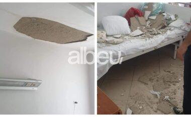 Denoncimi i PD: Bie tavani i pediatrisë në Tiranë, plagoset një fëmijë