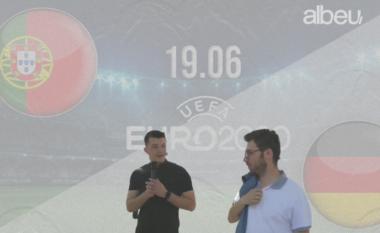 EURO 2020/ Super sfida Portugali – Gjermani, si e parashikojnë shqiptarë këtë ndeshje? (VIDEO)