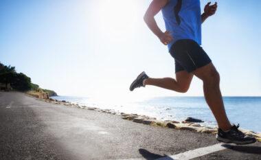 Vrapimi ju ndihmon të jetoni më gjatë