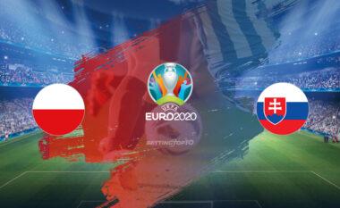 EURO 2020/ Poloni – Sllovaki, ndeshja e dytë e ditës së sotme