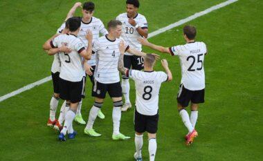 E pabesueshme se çfarë po ndodh në Munich, shënohen 2 gola të shpejtë në ndeshjen Gjermani-Hungari (VIDEO)