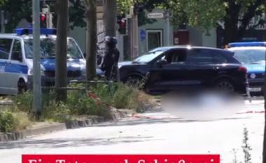 Dalin pamje nga vrasja e kosovarit në Hanover, u gjet i vdekur në Porsche (VIDEO)