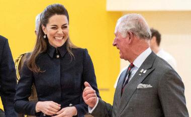 Nuse si Kate Middleton, si e thërret Dukesha me përkëdheli vjehrrin
