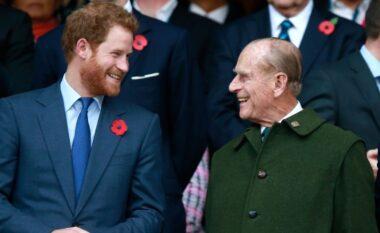 Princ Harry flet për herë të parë për humbjen e gjyshit