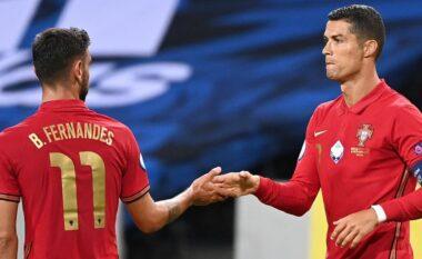 EURO 2020/ Mbyllet në barazim pa gola pjesa e parë mes Hungarisë dhe Portugalisë