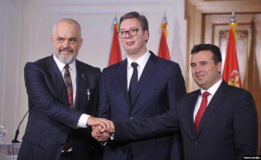 Mini-Shengeni Ballkanik, Rama-Zaev-Vuçiç: BE ka nevojë për ne aq sa ne për të