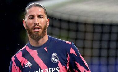 Arsenali, ekipi favorit për të nënshkruar me Sergio Ramos