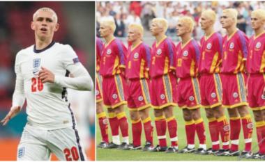 Si romunët në 1998, lojtarët e Anglisë bien darkord për këtë gjest nëse fitojnë Euro 2020