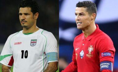 Ronaldo barazoi rekordin, reagon Ali Daei: I nderuar për këto fjalë nga një idol si ti (FOTO LAJM)